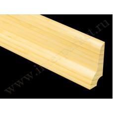 Плинтус деревянный Бамбук Натур BB-04 (Komodoor)