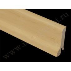 Плинтус деревянный Бамбук светлый (Pedross)